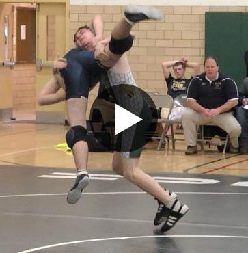 Hornet Wrestlers fall to Williamson