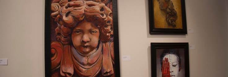 Art Faculty Show held at MU