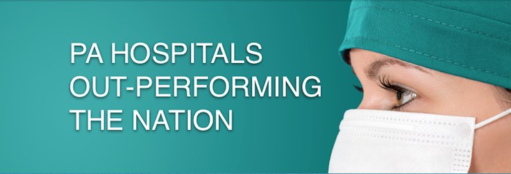 PA Hospitals Outperforming Nation