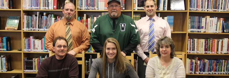 Young continues softball career at Houghton
