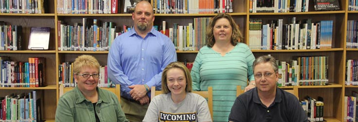 Warriner commits to Lycoming College