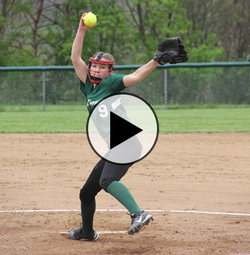 Lady Hornets walk-off over NEB