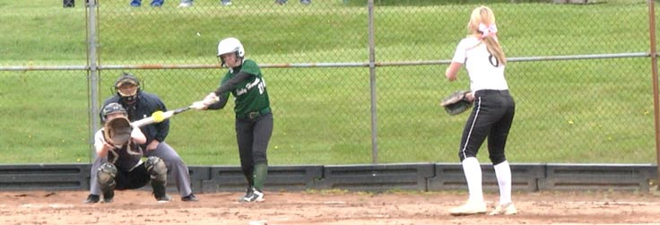 Ingerick hits 100, Lady Hornets top Athens