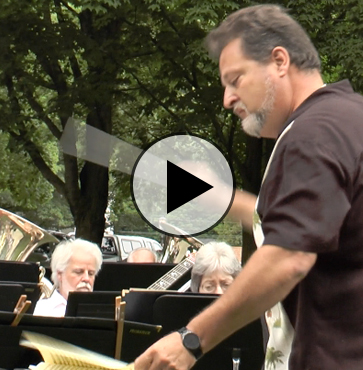 """Laurel Festival – """"Almost World Famous"""" Town Band"""