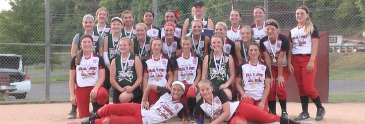 Williamsport Junior League softball tops Wellsboro
