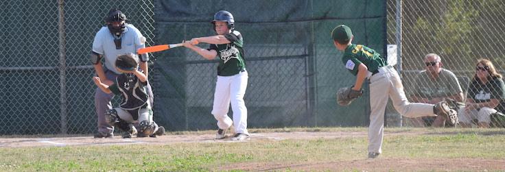 Roosevelt Trail tops Wellsboro Little League All-Stars