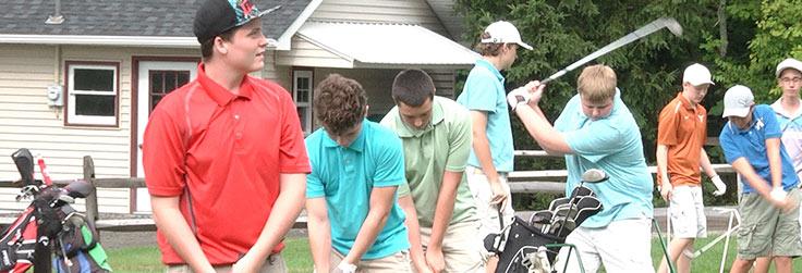 Wellsboro Golf Season Preview 2016