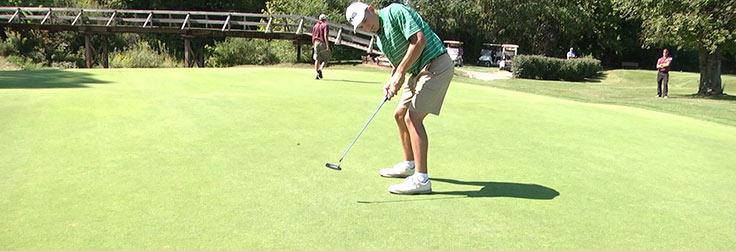 Hornets take Golf match at Corey Creek