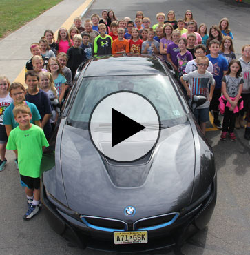 Student Car Designs Inspire BMW