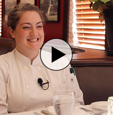 Personal Profile of a Pastry Chef