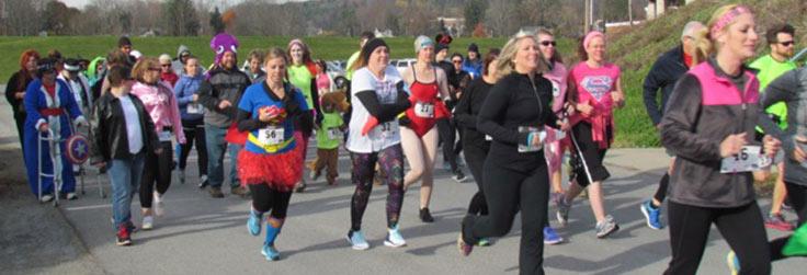 Run Past Cancer 5K & Fun Run