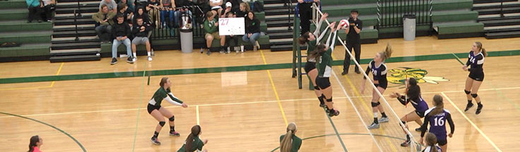 Lady Hornets fall to Coudy on Senior Night