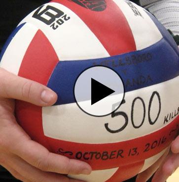 Troy edges Wellsboro Volleyball, 3-2