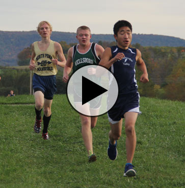Hornets XC sweeps Rivals
