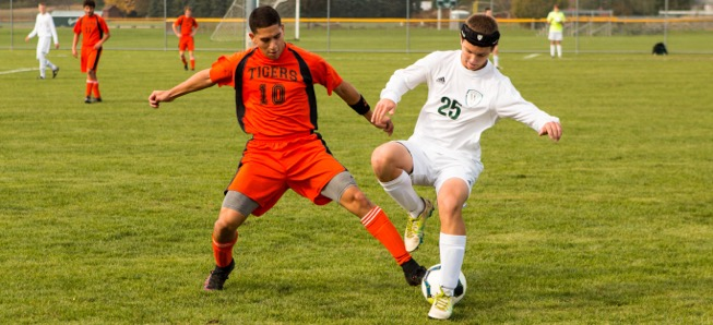 Hornets shutout Galeton 2-0 in Districts