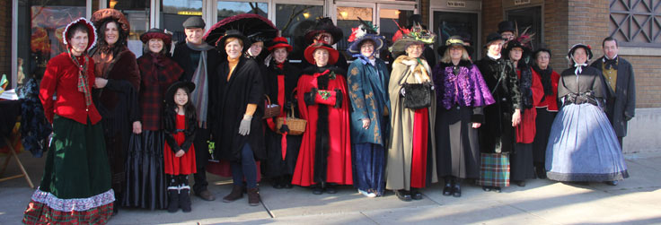"""The Dickens """"Best Dressed"""" Contest!"""
