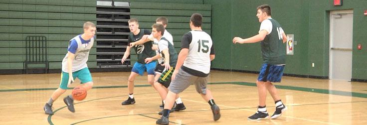 Wellsboro Boys Basketball Preview 2016