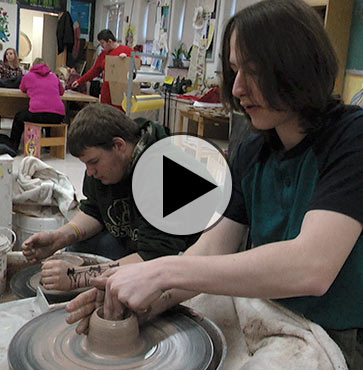 State of the Arts – The Potter's Wheel