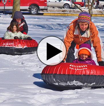 Celebrate Winter in Wellsboro