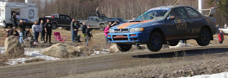 Local team takes First-In-Class in WMWR