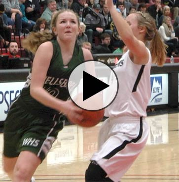Lady Hornets fall to Athens in NTL Showdown finals