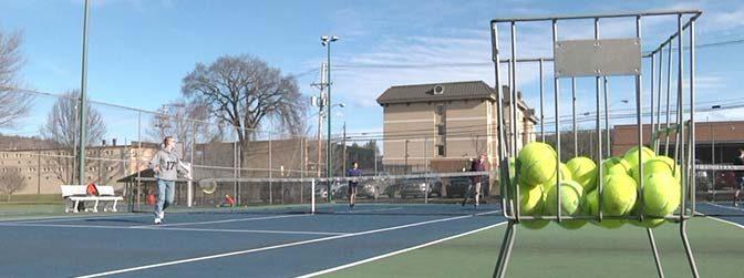 Wellsboro Boys Tennis Preview 2017