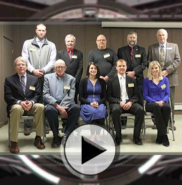 The 2017 Tioga County Sports Hall of Fame!