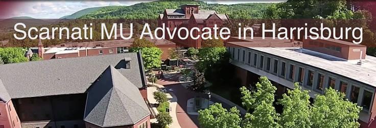 Scarnati Leading Effort to Advocate for Mansfield University in Harrisburg