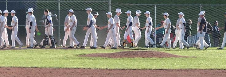Tigers cruise past Hornets, 13-2