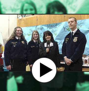 Live from the Hive – FFA Spotlight