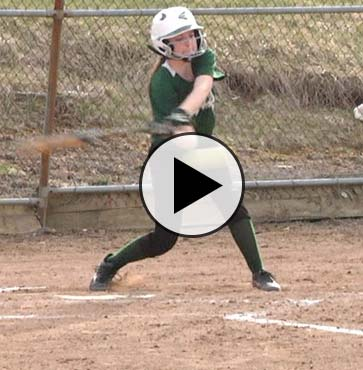 Lady Hornets cruise past Athens, 11-3
