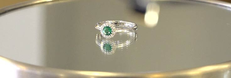 Behind the Sparkle – Emerald