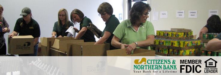 C&N Bank – Giving Back, Giving Together