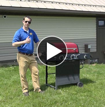 Emergency 101 – Grill Fire Dangers & Safety