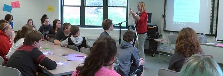 MU Trains Young Future Leaders