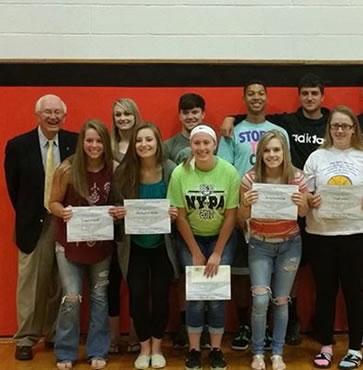 Eleven Students Awarded with Galeton Foundation Scholarship