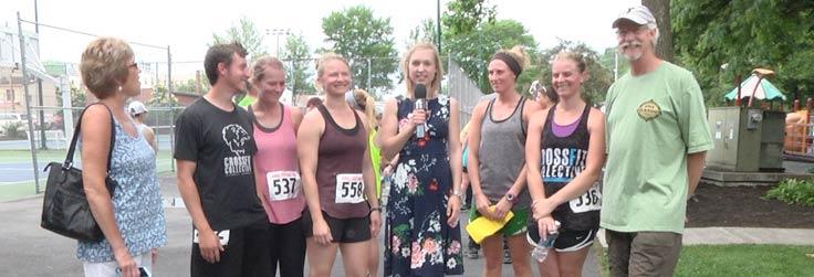 Laurel Festival – The 10K Footrace!