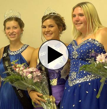 New Fair Queen crowned!