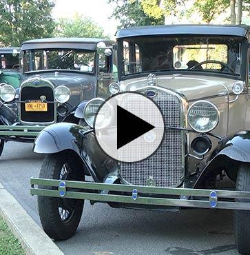 Antique Automobiles & Classic Cars