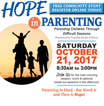 Hope In Parenting