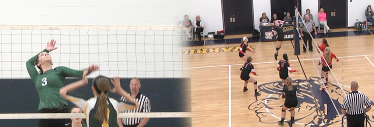 SportsCast: Volleyball Semi-Finals