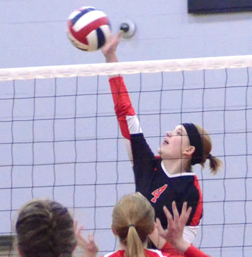 Lady Mounties fall to Holy Redeemer