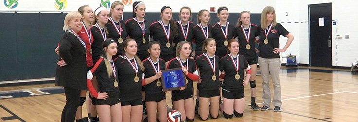 SportsCast: Volleyball District Finals