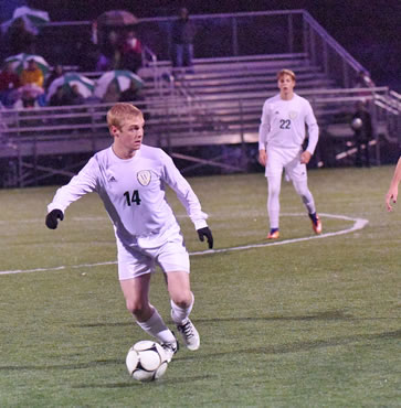 Hornets shutout Greenwood in PIAA first round