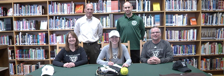 Yungwirth signs Letter of Intent to play at St. Bonaventure