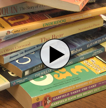 Mansfield Public Library Book Sale!