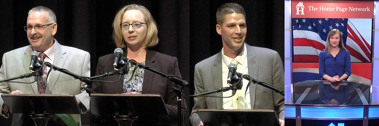 Rotary hosts Candidates' Forum