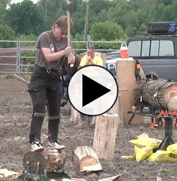 The Lumberjacks Assemble!