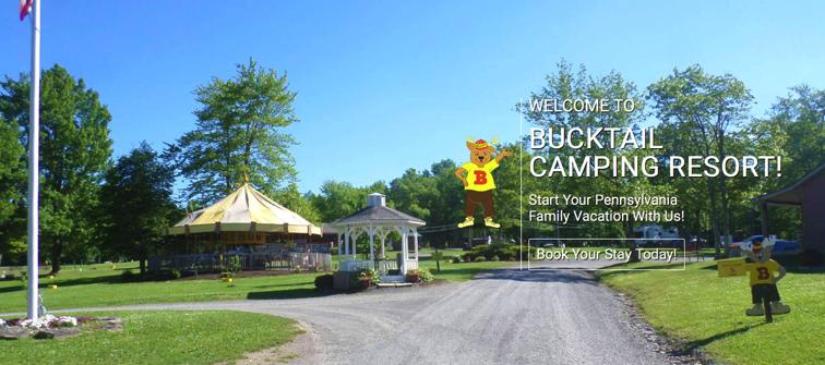 Bucktail Camping Resort
