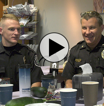 Coffee with Cops: Episode 1